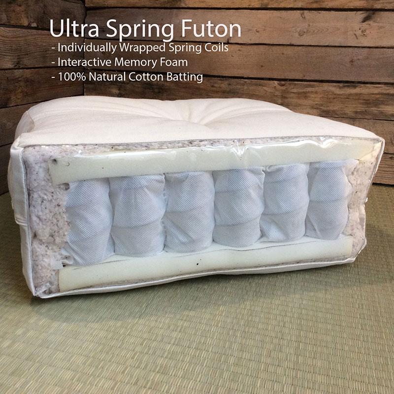 brady spring futon ultra mattresses futons store mattress hours street a project make